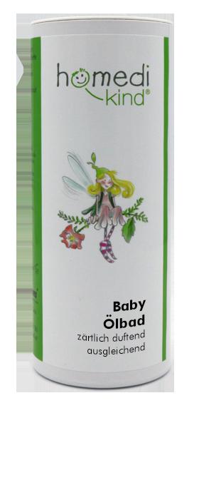 Produktbild: Babyölbad