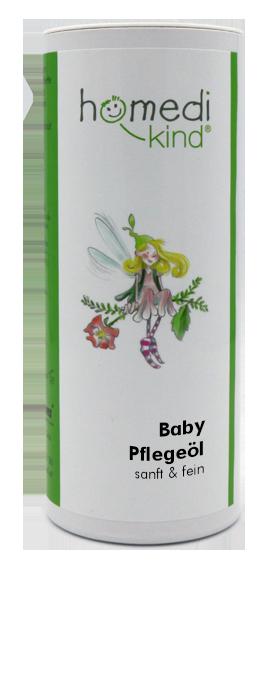 Produktbild: Babypflegeöl